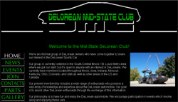 Mid-State DeLorean Club