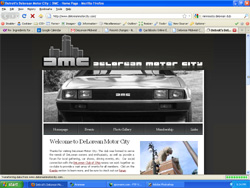 DeLorean Motor City