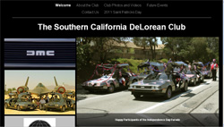 Southern California DeLorean Club